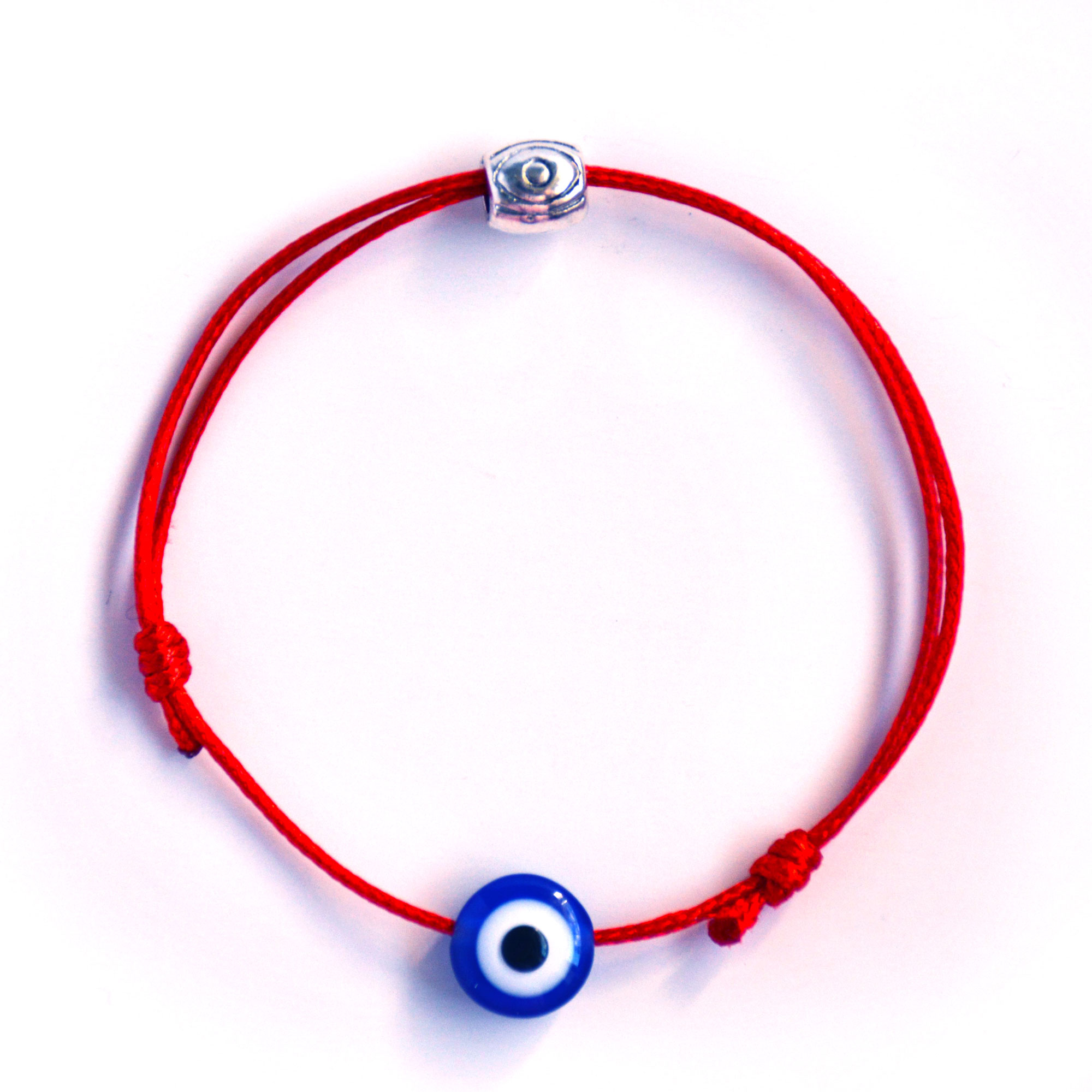 Matimoo Evil Eye Bracelet Deep Red