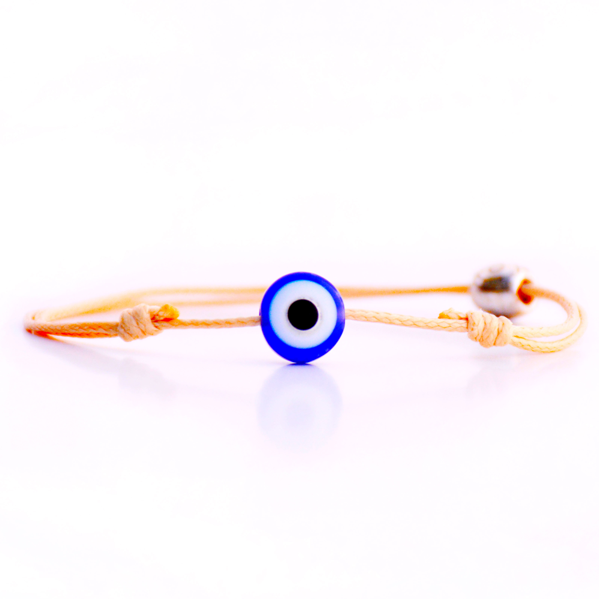 turquoise lightblue bracelets black bracelet product matimoo evil eye on with mati